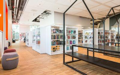 Kista biblioteca publica, la mejor biblioteca del 2015 según Ifla