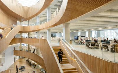 Nueva bibliotea de Calgary