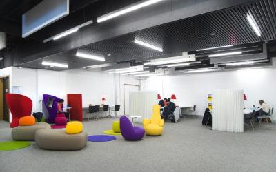 Biblioteca universitaria 4.0, Belval Luxemburgo