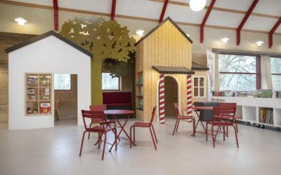 Reformada la bibliotea infantil de Ringsted